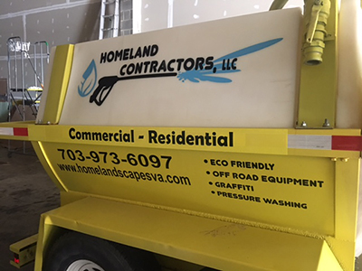 commercial residential pressure washing